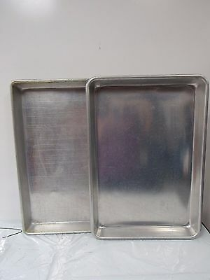 2 lot Bake & Roast Pans Vollrath Commericial Bakery Capacity 28x16   1626K
