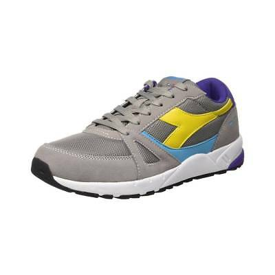 SCARPE N 41 Uk 75 DIADORA RUN 90' SNEAKERS BASSA 101 170826 01 20006