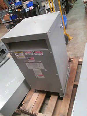 Federal Pacific S2T25 25KVA Transformer 250x480 Primary 120/240 Secondary