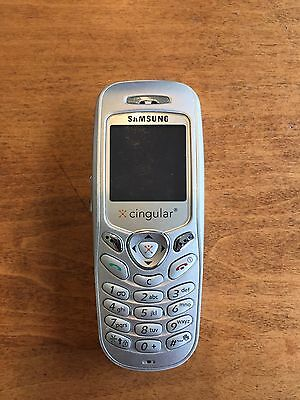 Samsung SGH C207 Cell Phone
