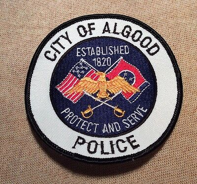TN Algood Tennessee Police Patch