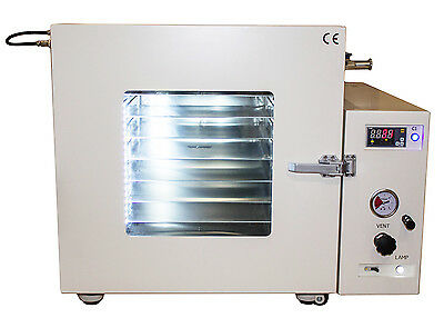 Best Value Vacs 3.4CF Pro Series Vacuum Degassing Oven