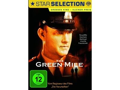 The Green Mile [DVD] [2003] - GUT