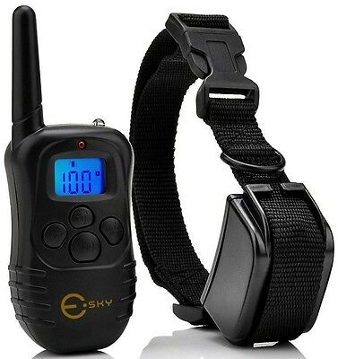 Training Collier For Dog Barking | Waterproof Digital With Remote Control 3