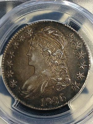 1826 Bust Half PCGS XF45 Nice Looks AU New Purchases CHN!