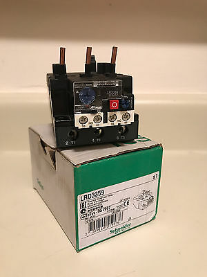 NIB Schneider Electric Telemecanique LR2D3359 48-65A Thermal Overload Relay