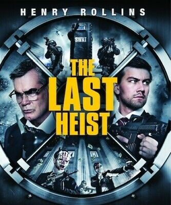 Last Heist [New Blu-ray] Manufactured On Demand, Ac-3/Dolby Digital