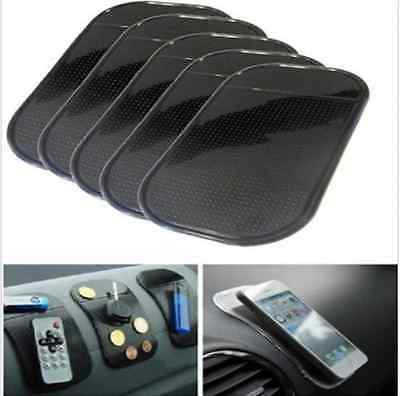 5PCS Anti-Slip Cell Phone Mat Holder Dashboard Sticky Pad Non-slip Car Magic