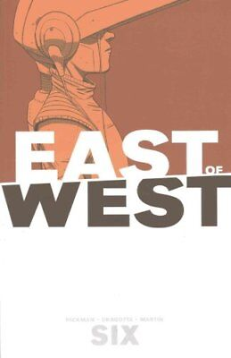 East of West: Volume 6 by Jonathan Hickman 9781632158796 (Paperback, 2016)