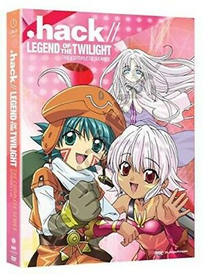 Hack//Legend Of The Twilight: Comp Series DVD