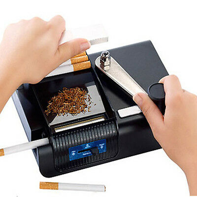 Manual Cigarette Injector Maker Machine Tobacco Roller Roll Your Own Tobacco