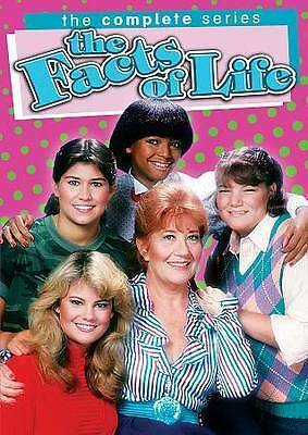 The Facts of Life: The Complete Series season 1- 9 (DVD, 2015, 26-Disc Set)
