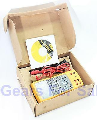 Fluke 725 MultiFunction Process Calibrator Excellent Condition