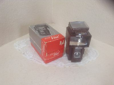 Slide Viewer Illuminated Mico Vue In Original Box Vintage Usa