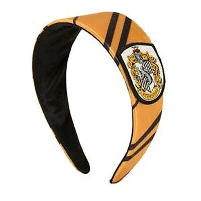 Harry Potter - Hufflepuff Headband NEW Elope
