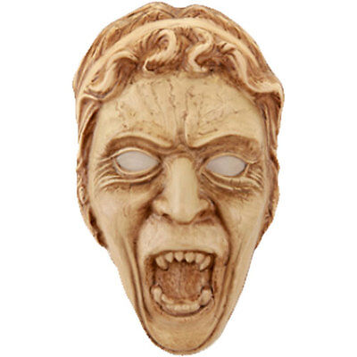 Doctor Who - Weeping Angel Vacuform Mask NEW Elope