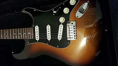 Fender American Deluxe Stratocaster Electric Guitar