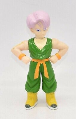 Dragonball Z The Saga Continues Trunks Action Figure 2000 Irwin NEW FREE SHIP!