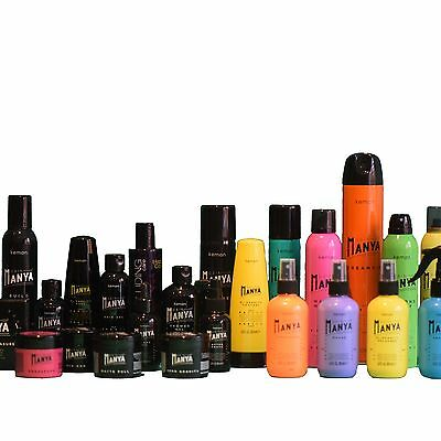 HAIR MANYA by Kemon - BRAND NEW - Salon Quality products for home and salon use