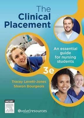 NEW The Clinical Placement By Levett-Jones Paperback Free Shipping