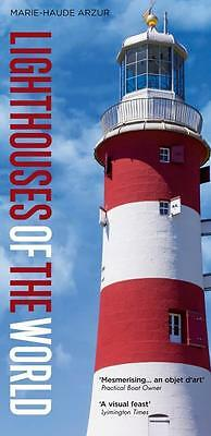 NEW Lighthouses of the World By Marie-Haude Arzur Paperback Free Shipping