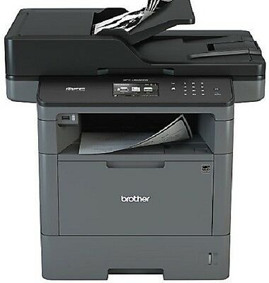 Brother MFC-L5850DW Wireless Monochrome Laser All-in-One Printer - Brand New!