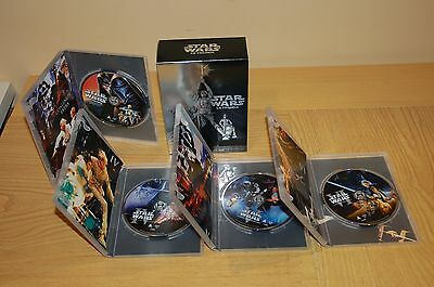 Star Wars - La Trilogia - Edizione Limitata (4 DVD) 20th Century Fox