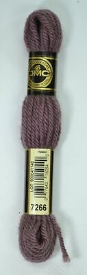 DMC TAPESTRY WOOL, 8m SKEIN, Colour 7266 COCOA