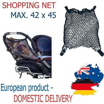 SHOPPING NET FOR BABY CARRIAGES Stroller Bag Pushchair Washable Accessory REER
