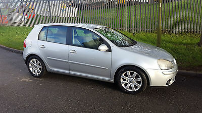 Volkswagen Golf 2.0TDI 2005/55 model 12 months mot