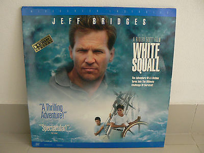 White Squall - Widescreen Edition - Laserdisc - LASER DISC - LD