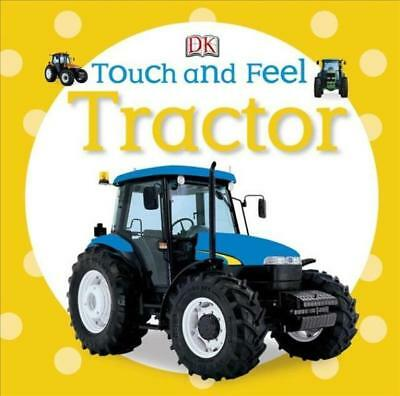 NEW Touch And Feel By DK Board Book Free Shipping