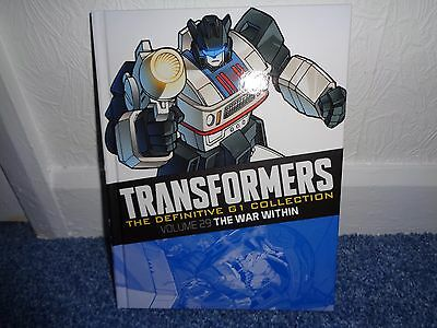 Transformers G1 Definitive collection issue 5 - The war within