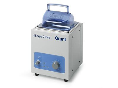 Grant Instruments JBAQP2US Water Bath Analog 2L, NEW