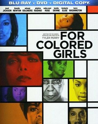 For Colored Girls [New Blu-ray] Ac-3/Dolby Digital, Dolby, Digital Theater Sys