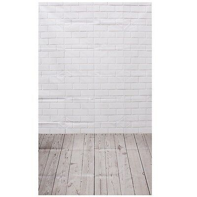 Photography Background Studio Photo Props Thin Backdrop 3X5FT Wood Grain TDY9