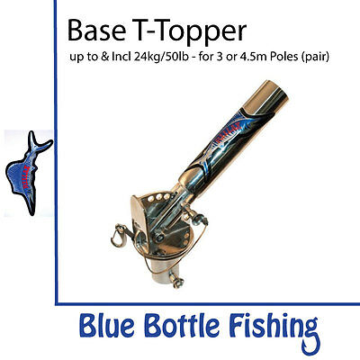Reelax - Outrigger Base - T-Topper (Pair)