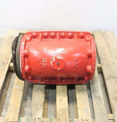 Red Valve 94-1005 Series 33 8 In 125 Flanged Iron Check Valve D559852