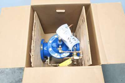 New Cla-val 690-01BCDSY 6 In Flanged Pressure Reducing Valve