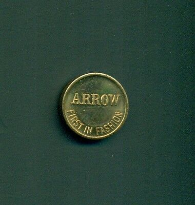 "Vintage Arrow Shirts ""First In Fashion"" Putting Marker"