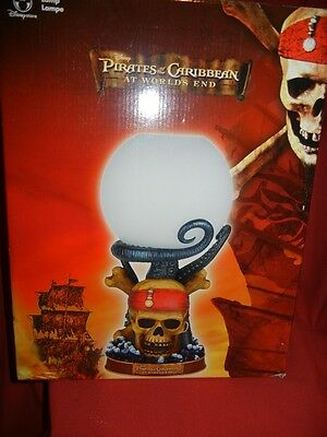 DISNEY PIRATES of the CARIBBEAN ELECTRIC LAMP LIGHT - HALLOWEEN DISPLAY - KRAKEN