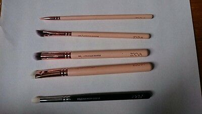 Lot de 5 pinceaux à maquillage ZOEVA