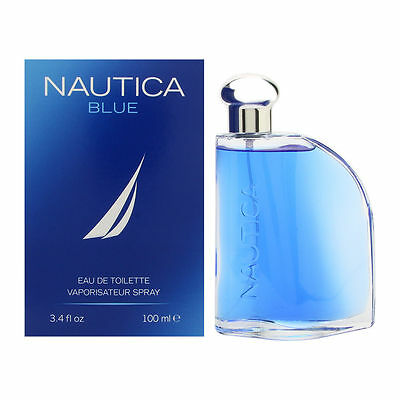 Nautica Blue Cologne for Men 100 ml/ 3.4 oz EDT Spray