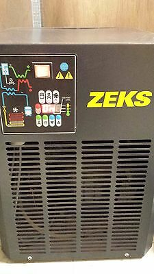 Zeks 64 CFM Non-Cycling Refrigerated Air Dryer 64NCE Ingersoll Rand Kaeser 15HP