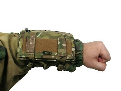 Russian Pouch Case map arm tablet molle multicam PAINTBALL airsoft green