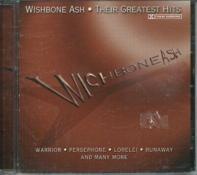 Wishbone Ash Greatest Hits CD Value Guaranteed from eBay's biggest seller!