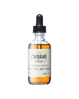 Cocktail Punk Aromatic Cocktail Bitters 59mL bottle