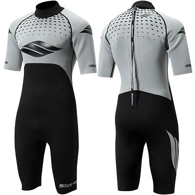 Slippery Wetsuits Breaker Mens Skiing Boating Water Sports Jetski Spring Suit