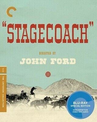 Stagecoach (Criterion Collection) [New Blu-ray] Black & White, Widescreen