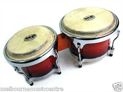 MANO PERCUSSION BONGOS *Professional Cuban Style* NEW!